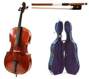 PAGANINO Maestoso Kit violoncelle