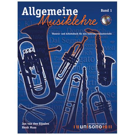 Allgemeine Musiklehre Band 1 (+CD)