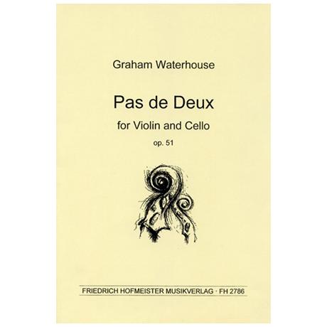 Waterhouse, G.: Pas de Deux Op. 51