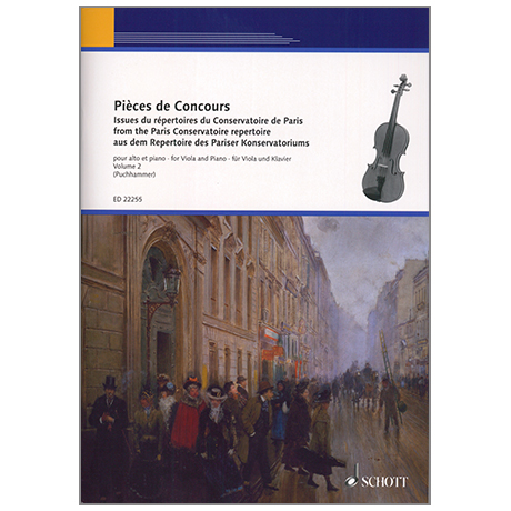 Puchhammer-Sédillot, J.: Pièces de Concours Band 2