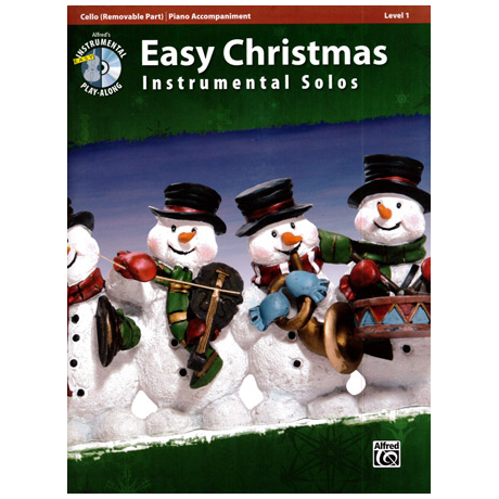 Easy Christmas Instrumental Solos (+CD)