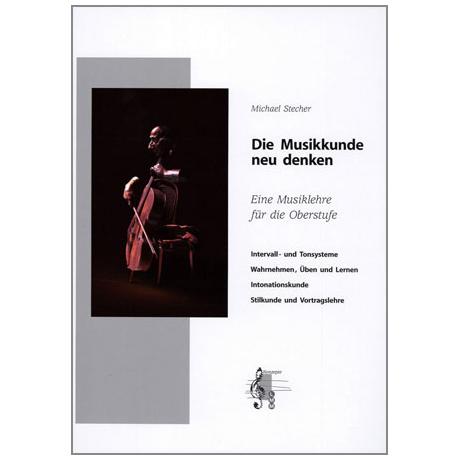 Die Musikkunde neu denken (+2CDs)