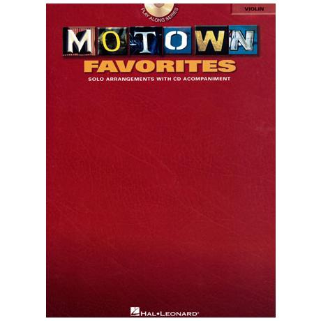Motown Favorites (+CD)