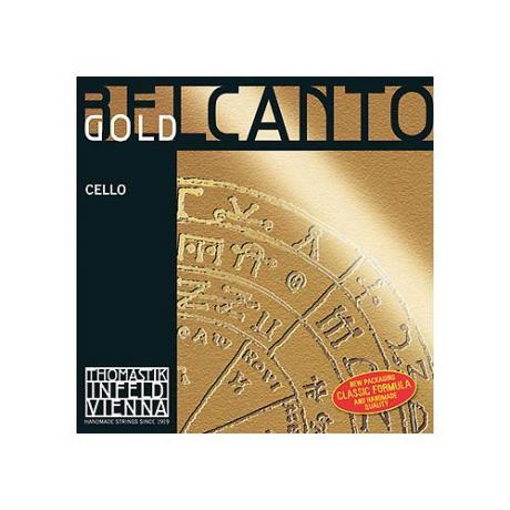 THOMASTIK Belcanto Gold corde violoncelle La