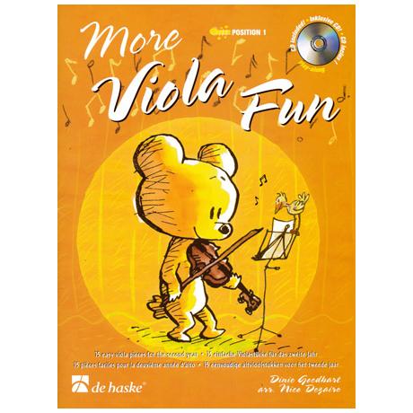 More Viola Fun (+CD)