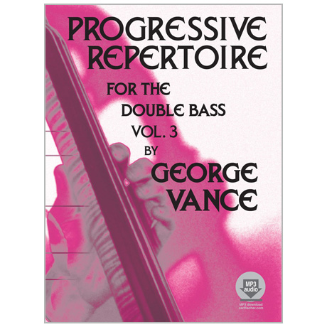 Vance, G.: Progressive Repertoire Band 3 (+Online Audio)