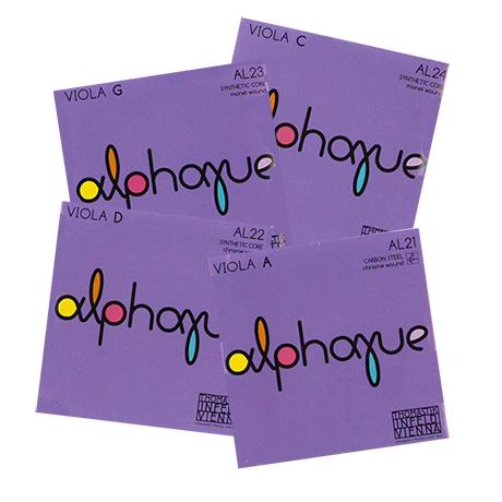 THOMASTIK Alphayue cordes alto JEU