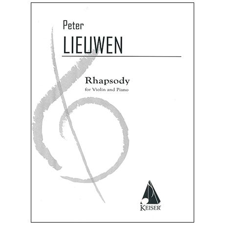 Lieuwen, P.: Rhapsody (2013)