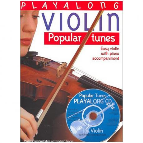 Popular Tunes Playalong (+CD)