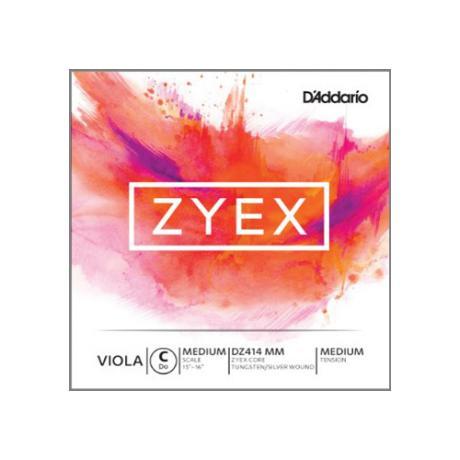D'ADDARIO Zyex corde alto Do
