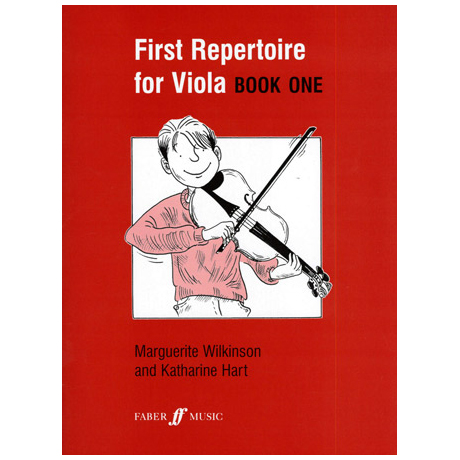 First Repertoire for Viola Band 1