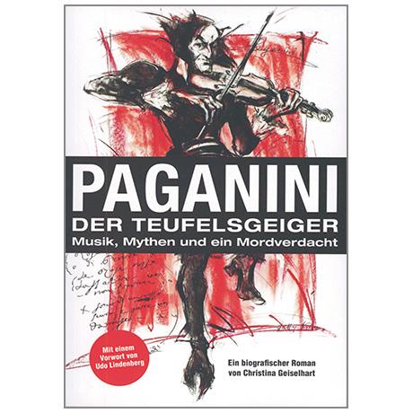 Christina Geiselhart: Paganini – Der Teufelsgeiger
