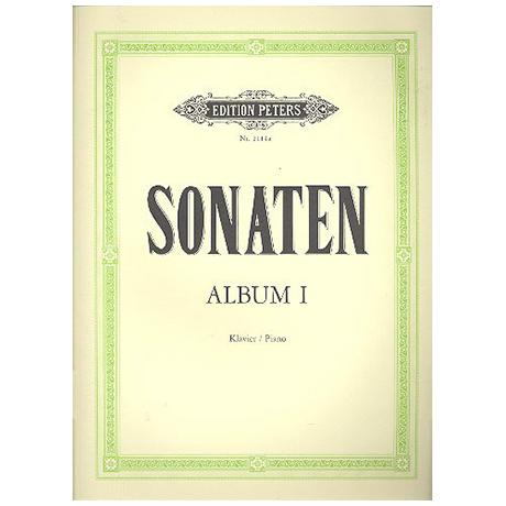 Sonaten-Album (Köhler/Ruthardt) Band I