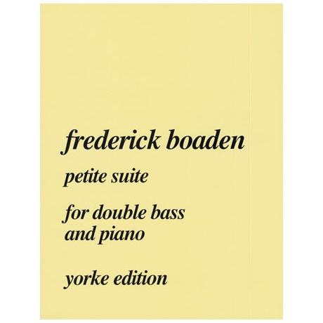 Boaden, F.: Petite Suite