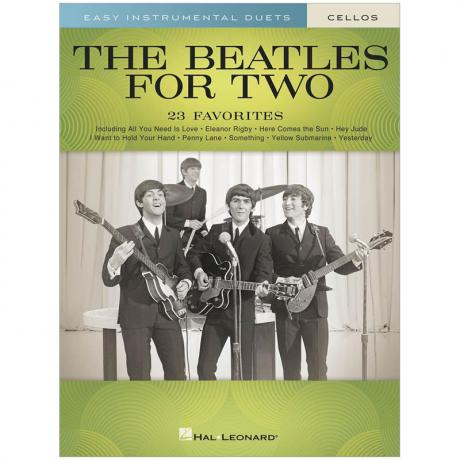 The Beatles for 2 Cellos