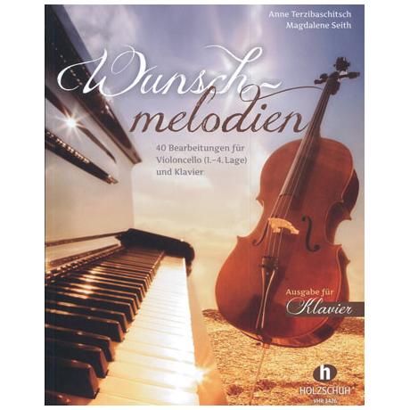 Terzibaschitsch, A.: Wunschmelodien – Klavierstimme