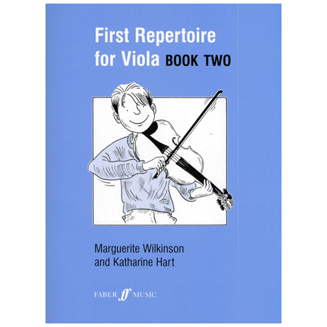 First Repertoire for Viola Band 2