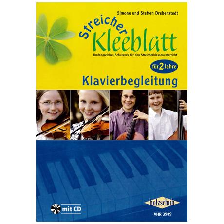 Streicher Kleeblatt – Klavierbegleitung