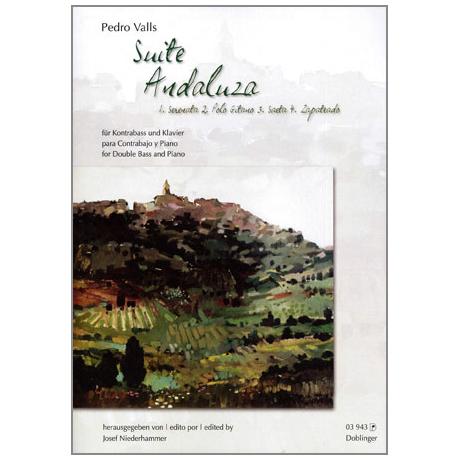 Valls, P.: Suite Andaluza