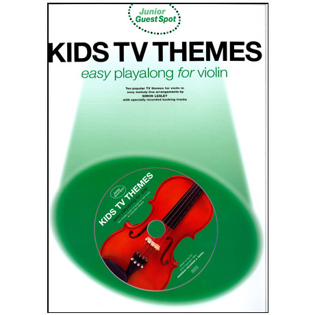 Kids TV Themes (+CD)