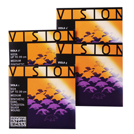 THOMASTIK Vision cordes alto JEU