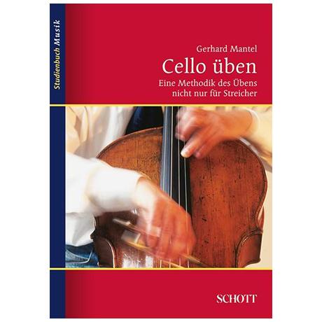 Cello üben (G. Mantel)