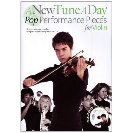 A New Tune a Day (+CD): Pop Performance Pieces