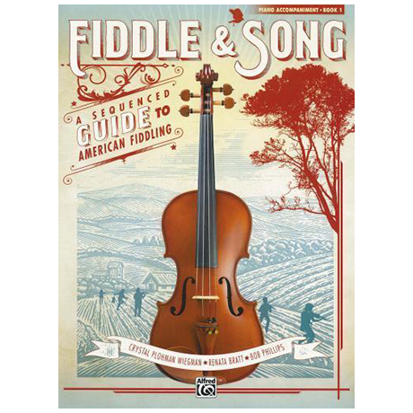 Fiddle & Song Book 1 – Klavierbegleitung