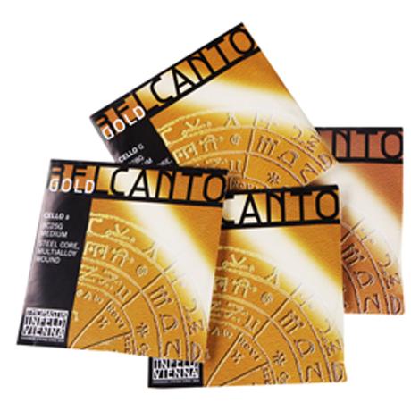 THOMASTIK Belcanto Gold cordes violoncelle JEU