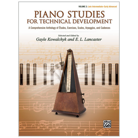 Piano Studies for Technical Development Band 2