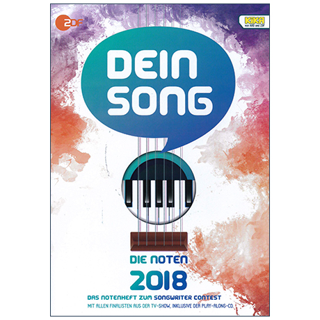 Dein Song 2018 (+MP3-CD)