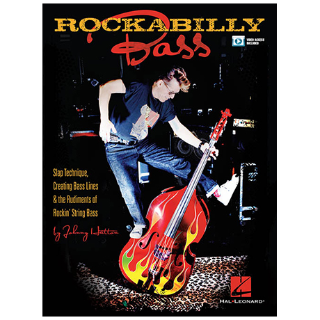 Hatton, J.: Rockabilly Bass (+Online Video Tutorial)
