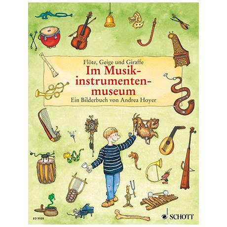 Flöte, Geige und Giraffe (A. Hoyer)