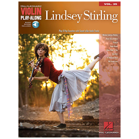 Lindsey Stirling (+Online Audio)