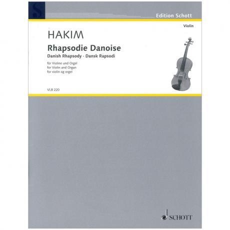 Hakim, N.: Rhapsodie Danoise
