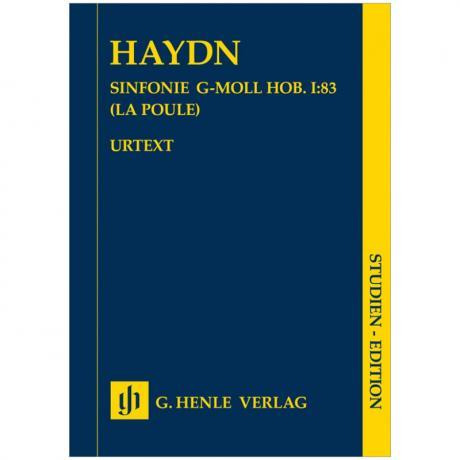 Haydn, J.: Sinfonie Hob. I:83 g-Moll »La Poule«