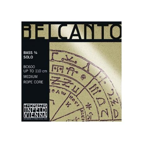 THOMASTIK Belcanto Solo corde contrebasse Fa dièse