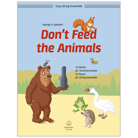 Speckert, G. A.: Don't Feed the Animals