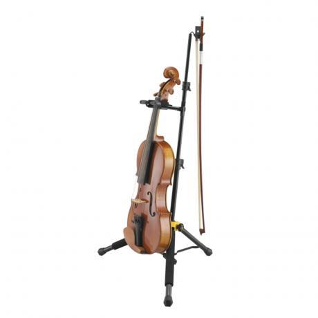 HERCULES Travlite pieds-stand pour violon/alto