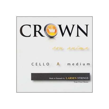 CROWN Strings by LARSEN corde violoncelle La
