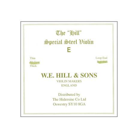 HILL corde violon Mi