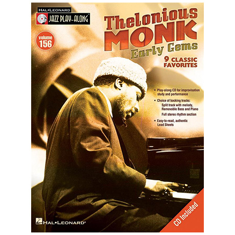 Thelonious Monk – Early Gems (+CD)