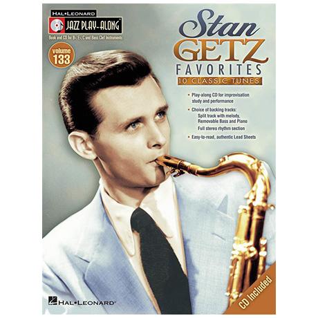 Stan Getz – Favorites (+CD)