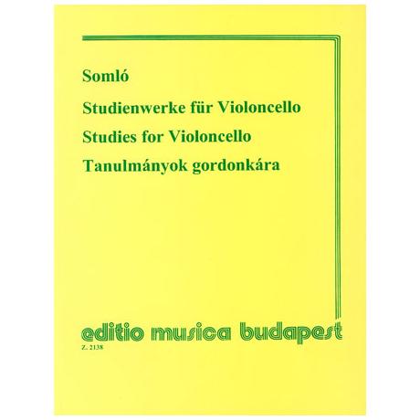 Somlo, K.: Studienwerke für Violoncello