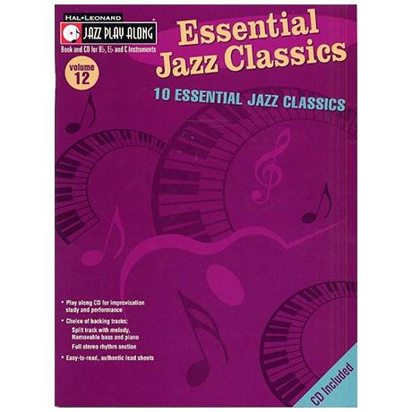 Essential Jazz Classics (+CD)
