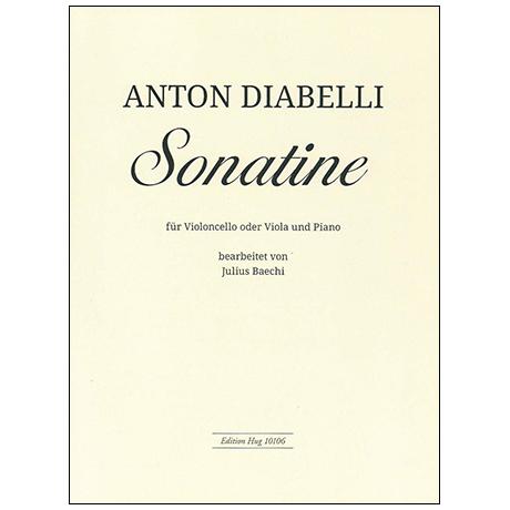 Diabelli, A.: Sonatine