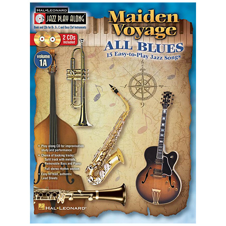 Maiden Voyage/All Blues (+CD)