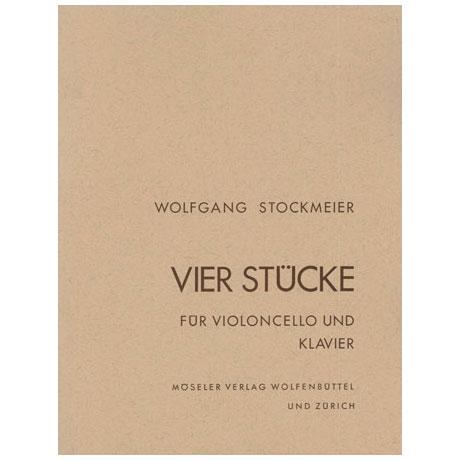 Stockmeier, W.: 4 Stücke Wk125