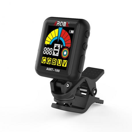 AROMA Hightech Clip on Metro-Tuner