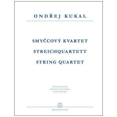 Kukal, O.: Streichquartett Op. 9 (1988)